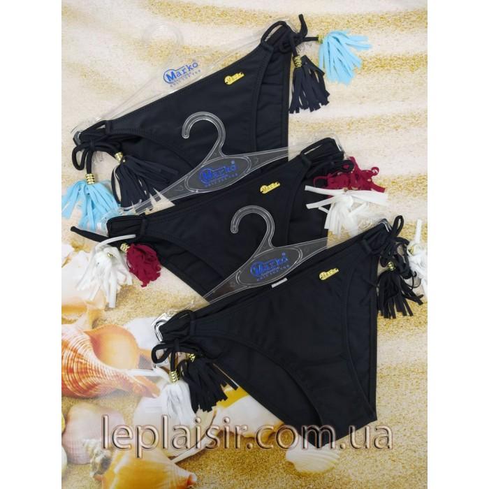 Жіночі пляжні плавки M-06 Marko