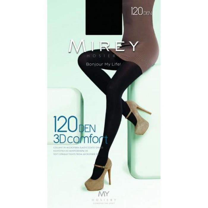 Колготки Comfort 3D 120 den Mirey