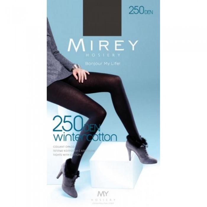 Колготки Wintercotton 250 den Mirey