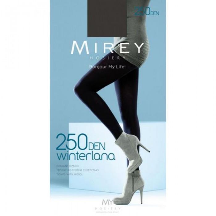Колготки Winterlana 250 den Mirey